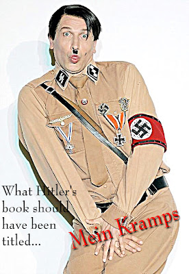 Sure does explain the Anschluss! Am I right, guys? Huh? Am I?