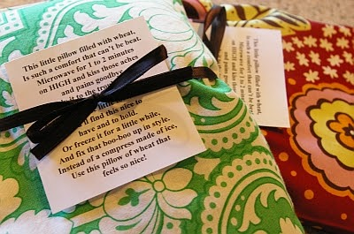 Creative Outlet Designs: DIY Therapy sacks - Tutorials