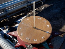 Sundial at Troll Bridge