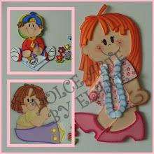 Bonecas que amo!!