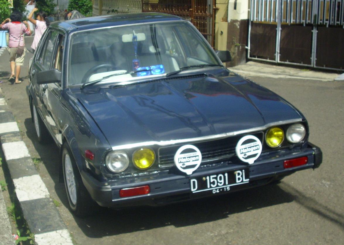JUAL HONDA ACCORD 1980   Aki aki Dandan    Garasina Mobil Sepuh