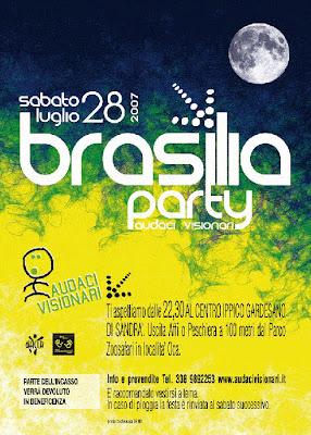 festa brasiliana audaci visionari