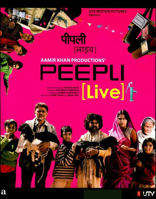 Peepli Live DVDrip Movie Download
