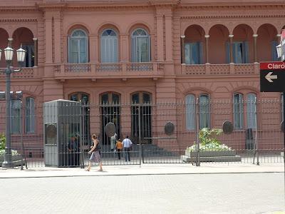 Аргентина дом правительства