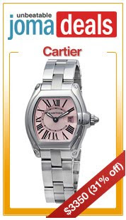 Cartier watch deal - Cartier daily deal