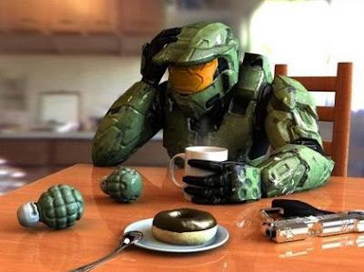 OMG 150 milones de muertes en Halo reach en el primer día de estreno! que hemos hecho!