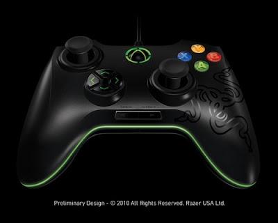 Mando Xbox 360 para verdaderos Gamers