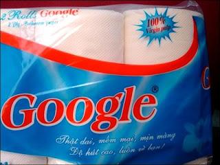 Google Papel Higiénico