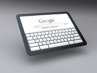 La tablet de Google
