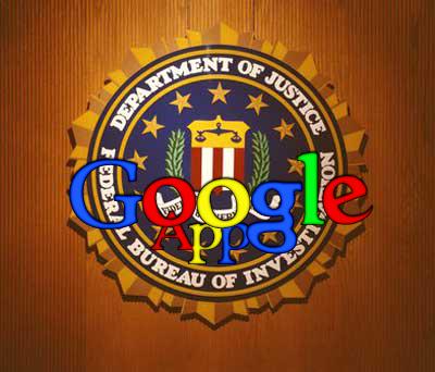 Google App para el gobierno de los estados unidos