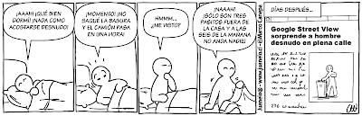 Juanelo: Desnudo!