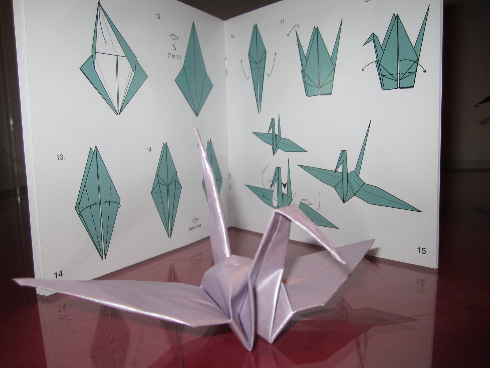 100 Thingsau Megsy Number 21 Make 1000 Paper Cranes