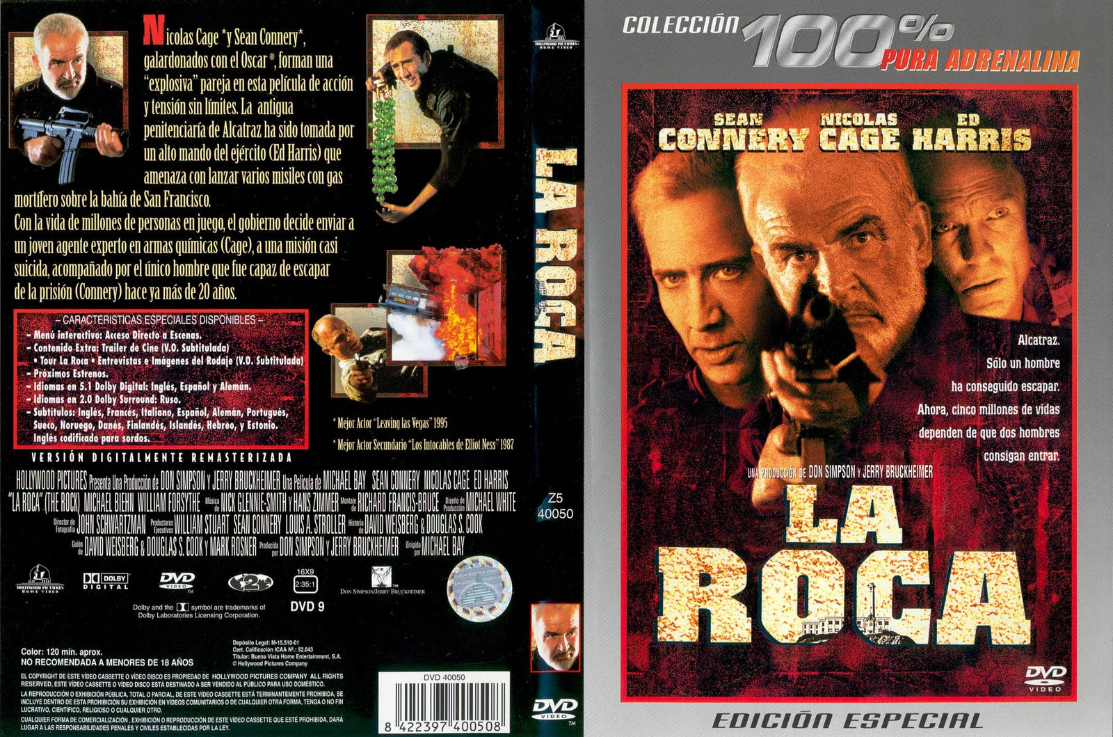 La roca the rock tus actores for La roca film