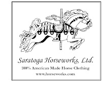 KPE is proud to partner with Saratoga Horseworks!
