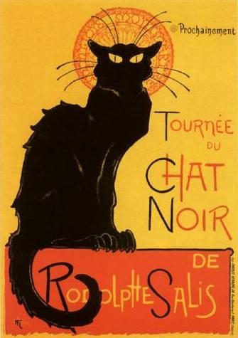 Black Cat Cabaret Noir