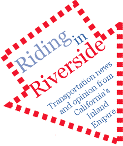 Riding in Riverside