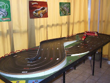 PISTA SCALEXTRIC 4 CARRILES