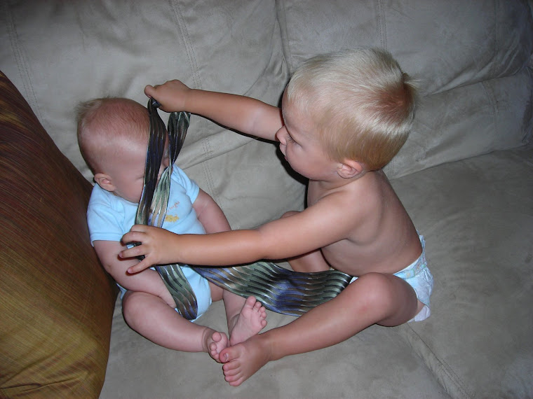 trying to be like Dad