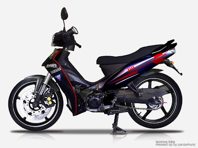 Image of Yamaha Vega Modifikasi