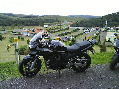 Brazilian 2007 Bandit 650S Carbureted