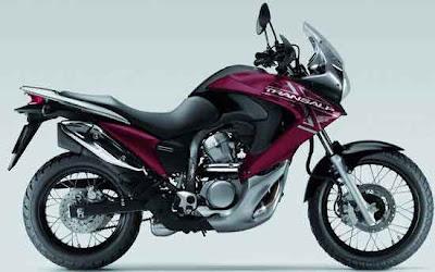 Honda transalp motorbikes