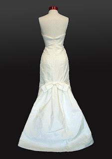 Wedding Dress Boston 23 Stunning The soft trumpet silhouette