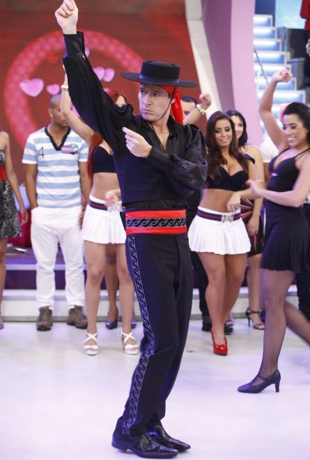 Dançando Bambolea,Bamboleo