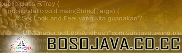 Boso Java