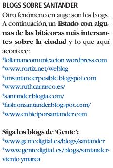 blog santander