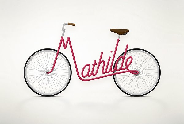 bici mathilde write a bike