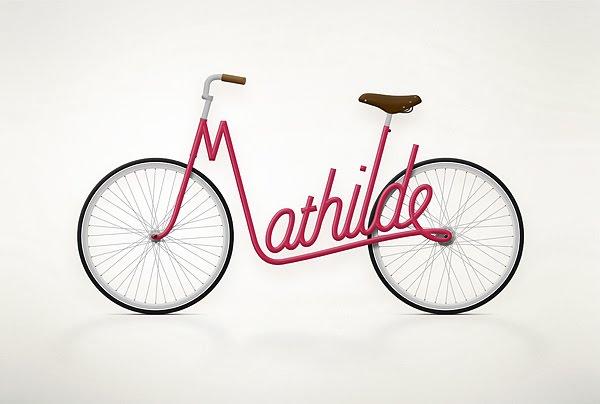 bici mathilde write a bike