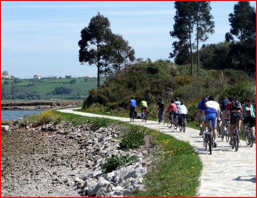 marcha Cantabria ConBici