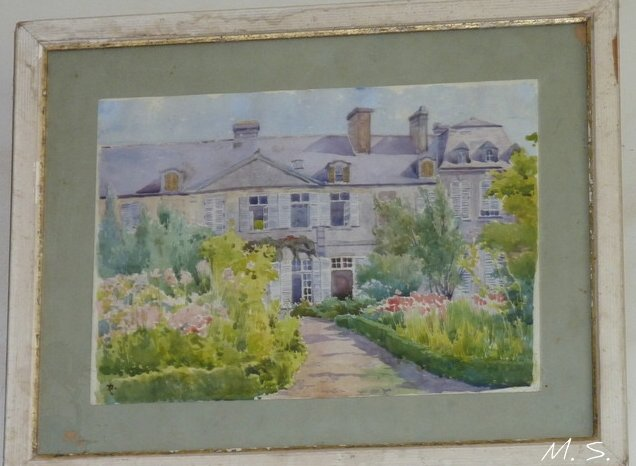 balustrade de jardin