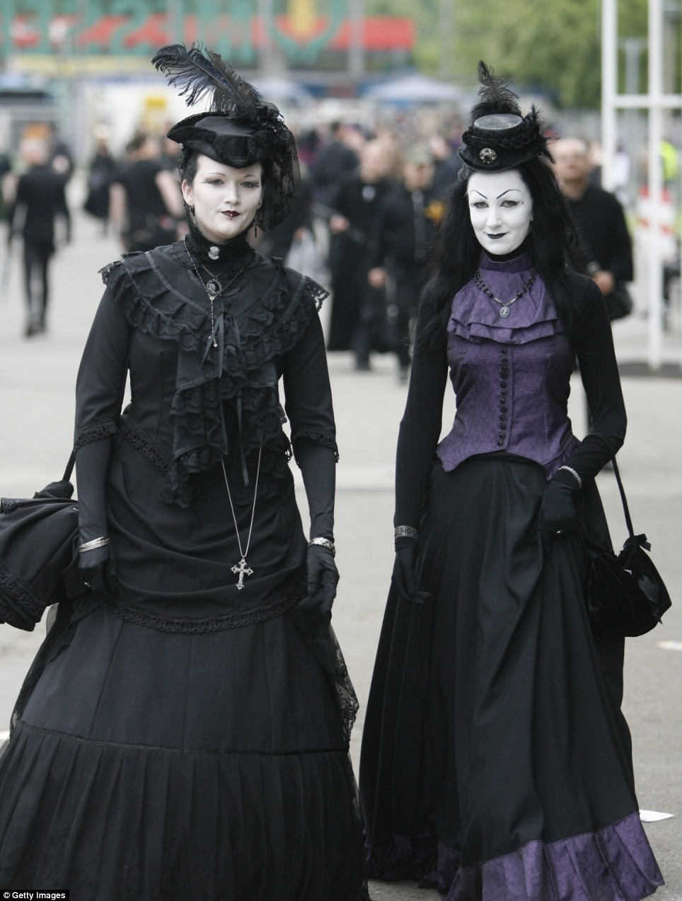 Good Goth The Rise Of Fashion Subculture
