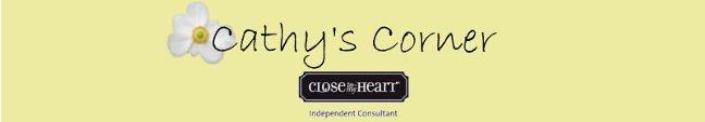 Cathy's Corner
