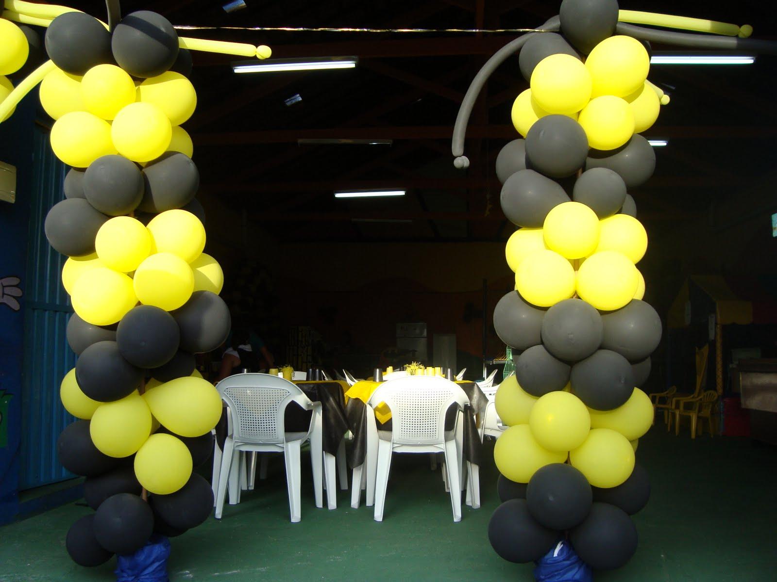 decoracao festa batman: festas Infantis/Brinquedos & Cia.: Festa com decoração do Batman