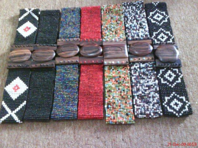 Hand made elastic sequin belt. Wholesale price $ 2.50 with minimum ...