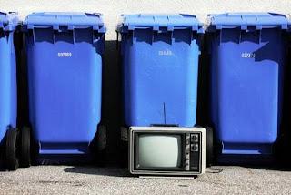 τηλεοπτικά σκουπίδια