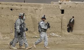 οι ΗΠΑ στο Αφγανιστάν