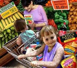 διατροφική γενοκτονία
