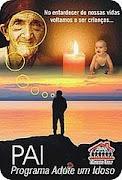 Quando Visitar Um Asilo Adote Um Idoso Como Filho Espiritual. Seja o Pai, o Filho, o Irmão, o Amigo