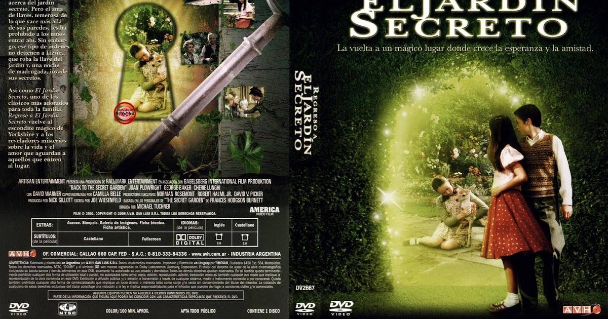 El Jardin De Los Secretos Pelicula Completa: El jardín secreto imdb ...