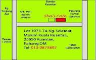 Lokasi Sha's Cafe
