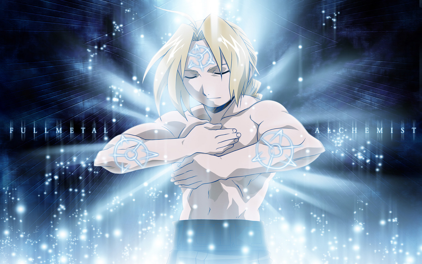 Full Metal Alchemist HD & Widescreen Wallpaper 0.368315147793818