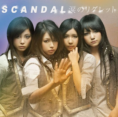 SCANDAL - Namida No Regret [SINGLE]