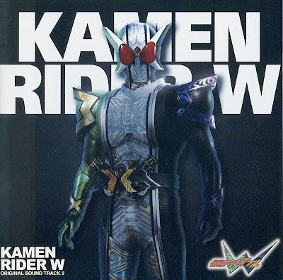 Kamen Rider W OST 2