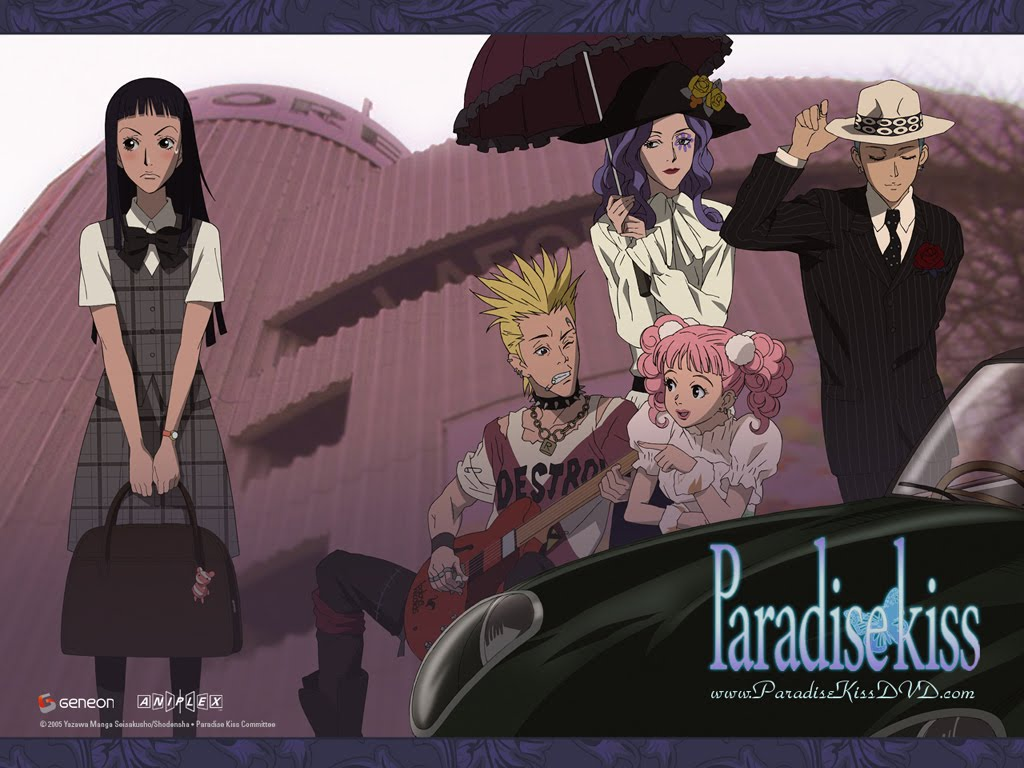 Anime Paradise Kiss Trailer Top Chef Masters Season 5 Online Episodes