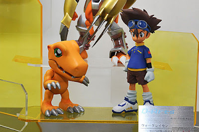 D-Arts Agumon and Taichi