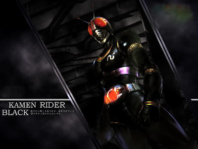 Kamen Rider BLACK Wallpaper