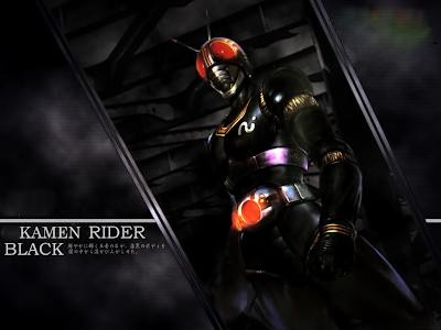 Kamen Rider BLACK Wallpaper